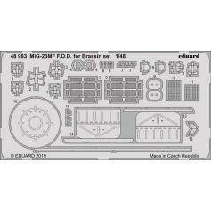 Mig-23mf F.O.D. For Brassin Set 1/48