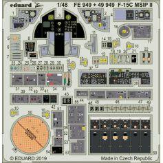 F-15c Msip Ii 1/48