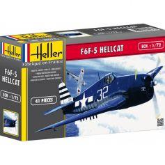 HELLER 80272 1/72 - F6F-5 HELLCAT