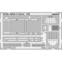 Rafale C Interior 1/48