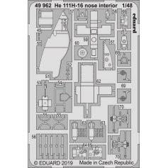 He 111h-16 Nose Interior 1/48