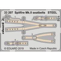 Spitfire Mk.Ii Seatbelts Steel 1/32