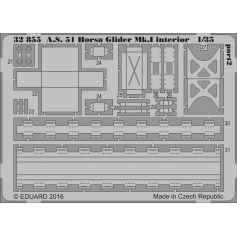 EDUARD 32855 A.S. 51 HORSA GLIDER MK.I INTERIOR 1/35