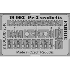 Pe-2 Seatbelts Fabric 1/48