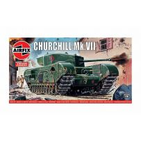 AIRFIX 01304V CHURCHILL MKVII TANK 1/76