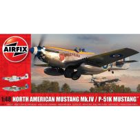 AIRFIX 05137 NORTH AMERICAN MUSTANG MK.IV 1/48