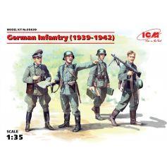 German Infantry 1/35
