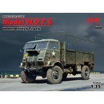 CAMION BRITANNIQUE MODEL W.O.T. 6 WWII 1/35