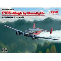 C18S MAGIC BY MOONLIGHTS AIRSHOW AIRCRAFT 1/48