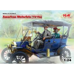 American Motorists 1910 Period 1/24