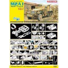 M2A1 Half-Track 1/35