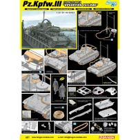 PZ.KPWW.III 3.7CM (T) AUSF.F OPE. SEELOWE 1/35