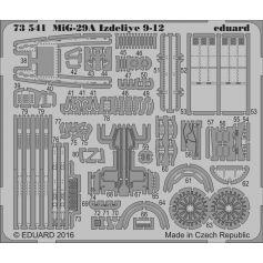 EDUARD 73541 MIG-29A IZDELIYE 9-12 1/72