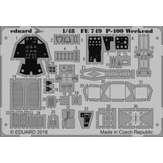 P-400 Weekend 1/48