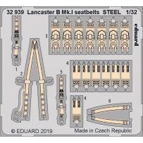 Lancaster B Mk.I seatbelts Steel 1/32