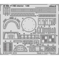 F-15E interior 1/48
