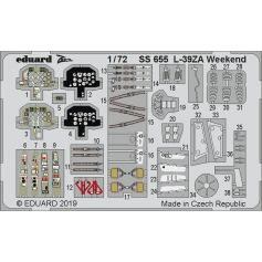 L-39ZA Weekend 1/72