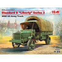 Standard B (Liberty) Series 2 WWI Us Army Truck 1/35