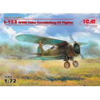 I-153 WWII China AF Fighter 1/72