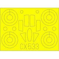 Eduard CX535 Su-27UB 1/72