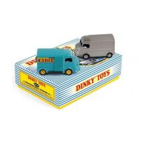 Dinky Toys Atlas Citroen Type H 1/43