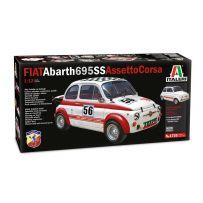 FIAT Abarth 695SS Assetto Corsa 1/12