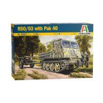 RSO/03 et PaK 40 1/35