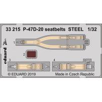 P-47D-20 seatbelts 1/32