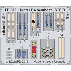 Hunter F.6 seatbelts 1/48