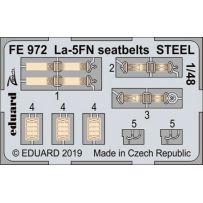 La-5FN seatbelts 1/48