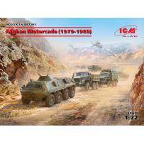 Afghan Motorcade (1979-1989) 1/72