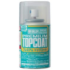Mr. Premium Top Coat Semi Gloss