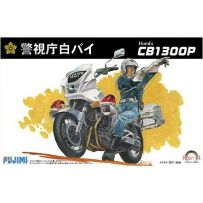 Bike-14 Honda CB1300P Tokyo Metropolitan Police 1/12