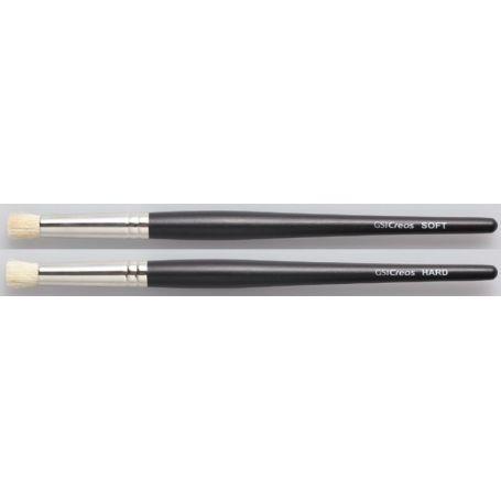 Pinceau Mr. Weathering Brush Set Extra Large (Soft & Hard)