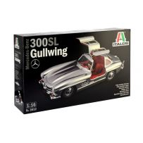 Mercedes Benz 300 SL Gull Wing 1/16