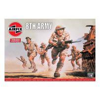 Airfix 00709v 8th Army 1/76