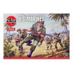 WWII US Marines 1/76