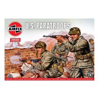 Airfix 00751v US Paratroops 1/76