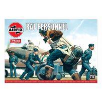 Airfix 00747v RAF Personnel 1/76