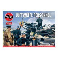 Airfix 00755v Luftwaffe Personnel 1/76