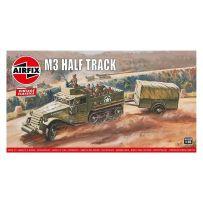 Airfix 02318v Half-Track M3 1/76