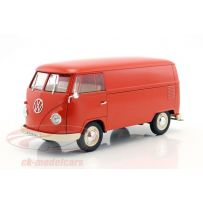 1963 Volkswagen T1 Bus Panel Van 1/18