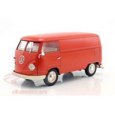 1963 Volkswagen T1 Bus Panel Van 1/18