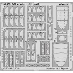F-5F exterior 1/32