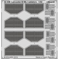Eduard 32436 Lancaster B Mk.I radiators 1/32