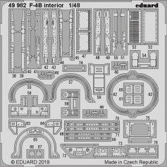 F-4B interior 1/48