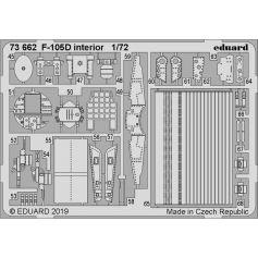 F-105D interior 1/72