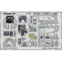 Eduard SS662 F-105D 1/72