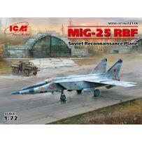 MiG-25 RBF 1/72