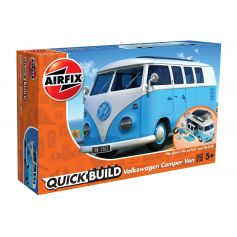 VW Camper Van blue